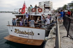 MV Elizabeth Captain Kirks Adventures