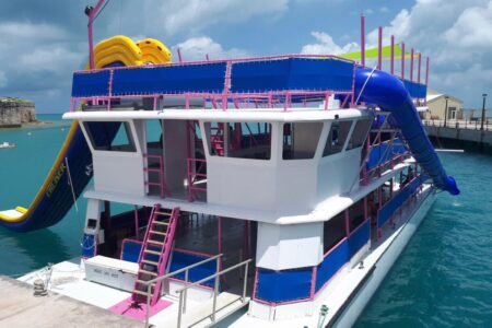 Longtail Floating Fun Park